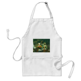 Three Witches Design Adult Apron