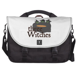 Three Witches Bag For Laptop