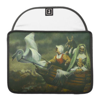 "Three Witches Macbook Pro 13"" Sleeve"