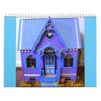 Three Witches Magic Shoppe Calendar