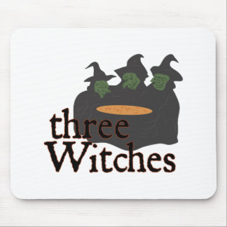 Three Witches Mouse Pad