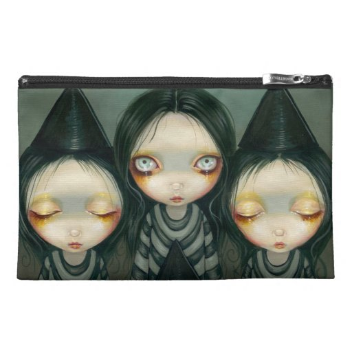 """Three Witchy Sisters"" Bag"