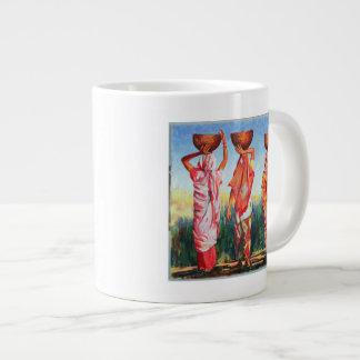Three Women 1993 20 Oz Large Ceramic Coffee Mug