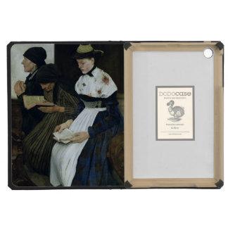 Three Women in Church, 1882 iPad Mini Retina Case