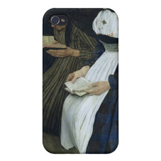 Three Women in Church, 1882 iPhone 4/4S Cover
