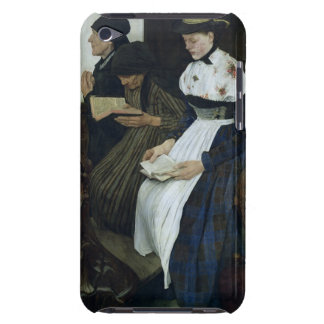 Three Women in Church, 1882 iPod Touch Case
