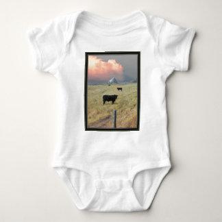 threeblackbulls baby bodysuit