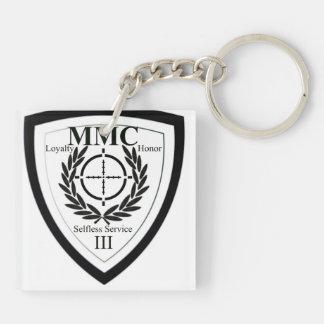 Threeper / MMC Keychain