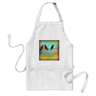Three's a Crowd Adult Apron