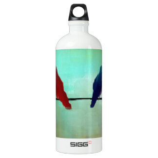 Three's a Crowd Water Bottle