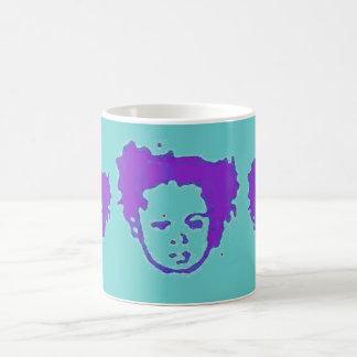 Three's company (cool) coffee mug