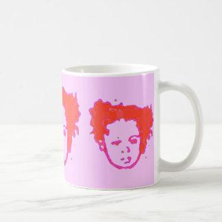 Three's company (sweetheart) mug