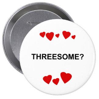 THREESOME PINS