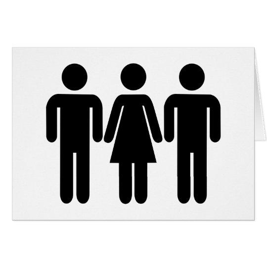 Threesome Card