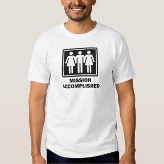Threesome realizado de la misión playera