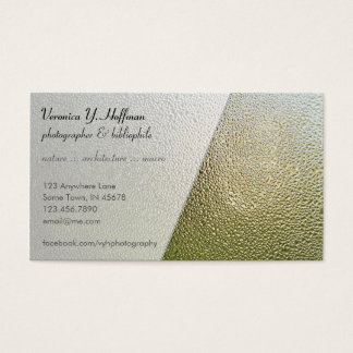 Threshold Business Card