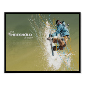 Threshold of Reality Posters
