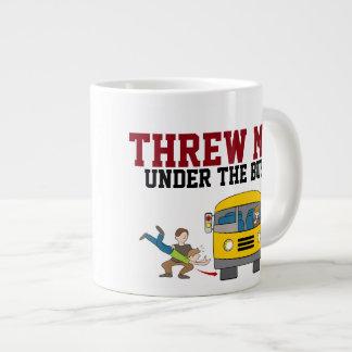 Threw Me Under Bus Mug