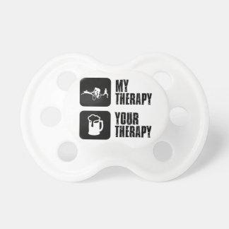 thriathlon mis diseños de la terapia chupetes para bebés