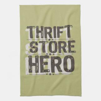 Thrift Store Hero Towel
