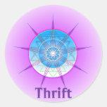 Thrift (Virtue sticker)