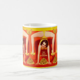 Thrifty Thelma's Red Hot Thermal Bank Aerobics!... Coffee Mug