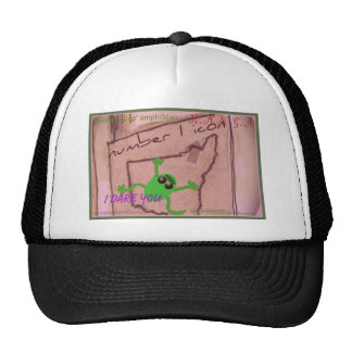 thrill ride over  to -the gap. trucker hat
