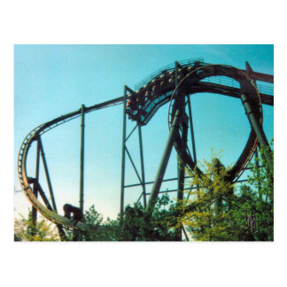 Thrill Ride Postcard