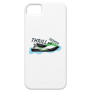 Thrill Seeker iPhone 5 Cover