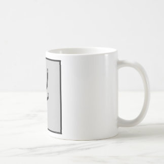 Thrill Seeker Classic White Coffee Mug