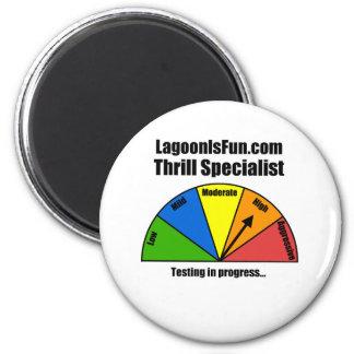 Thrill Specialist 2 Inch Round Magnet