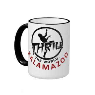 Thrill The World Kalamazoo Cup