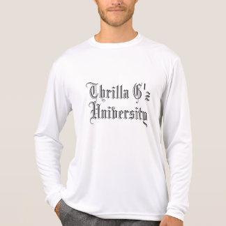 Thrilla G'z, universidad Playera