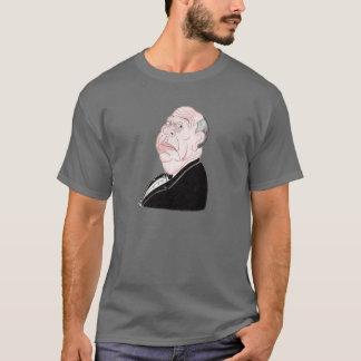 Thriller Movies Funny Caricature Cartoon T-Shirt