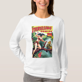 Thrilling Comics #67 Tee Shirt