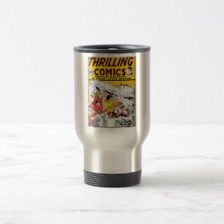 Thrilling Comics #6 Travel Mug