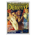 Thrilling Detective Oct. 1937 Card