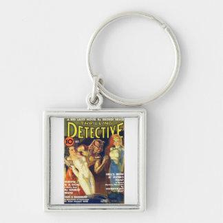 Thrilling Detective Oct. 1937 Keychain