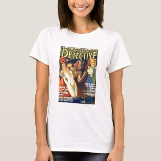 Thrilling Detective Oct. 1937 Tee Shirt