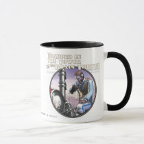 Thrilling Tales: Calling the Space Patrol Mug