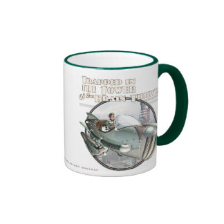 Thrilling Tales: Gwen's Rocket Mug