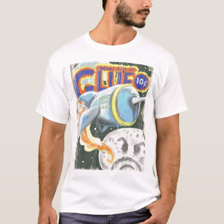Thrilling Tales Of Glue, Issue Three T-Shirt