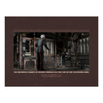 """Thrilling Tales: The Difference Engines (24x18"""") Poster"""