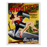 Thrilling Wonder Stories - Undermost Poster