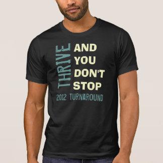 THRIVE 2012 Destroyed Fashion T-Shirt