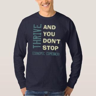 THRIVE 2012 Economic Comeback T-Shirt