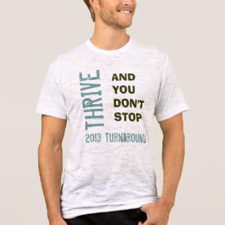 THRIVE 2013 Prosperity Burn Out T-Shirt
