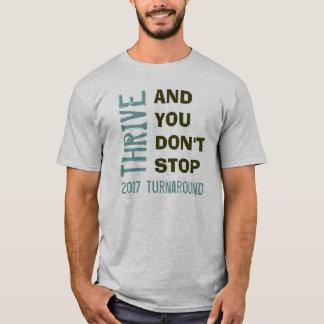 THRIVE 2017 Prosperity Burn Out T-Shirt