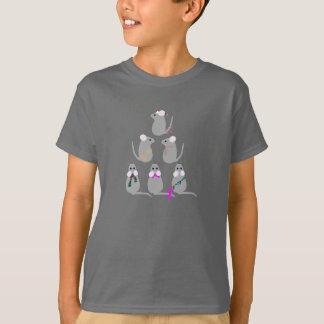 Thrive Youth Ballet kids  Nutcracker T-Shirt