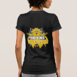 Thriving Appendix Cancer Survivor Tshirts